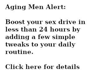 boost sex drive